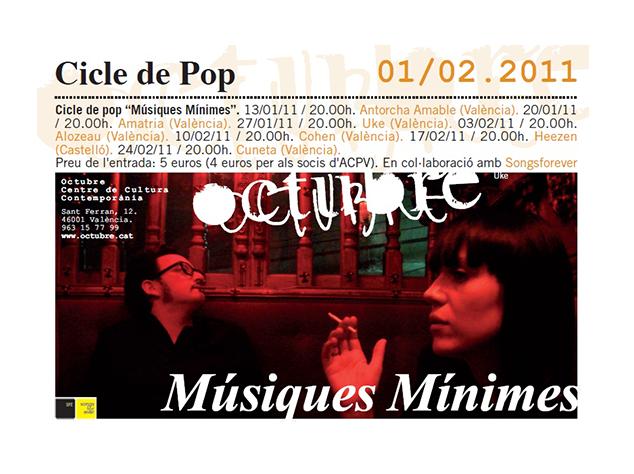 musiques minimes, Songsforever, editorial y formación musical
